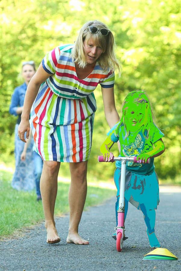 Anna Kulovana Feet