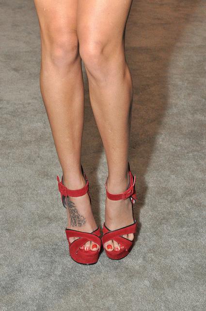 Daisy Marie Feet