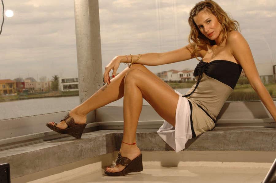 Dolores Barreiro Feet