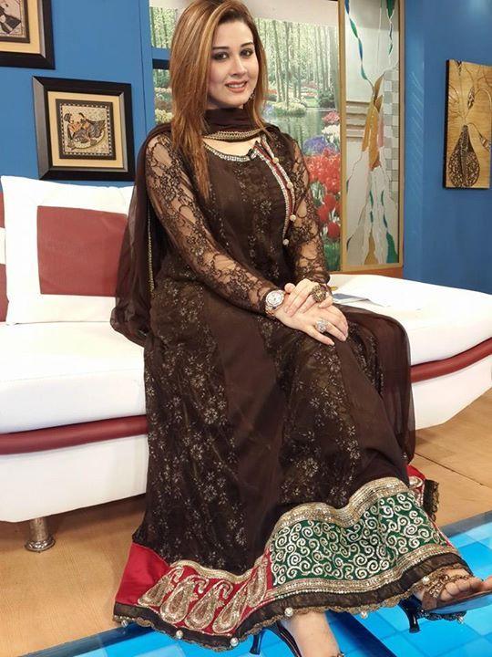 Samra Arsalan Feet