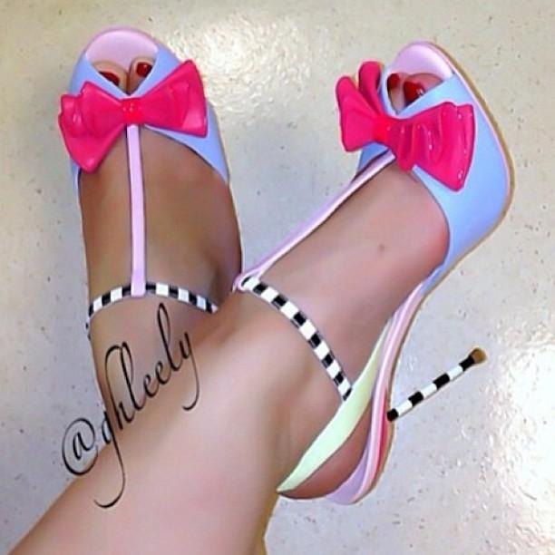 Sienna Spalding Feet