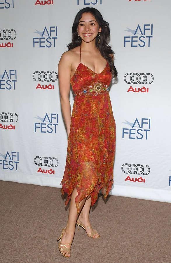 Aimee Garcia Feet