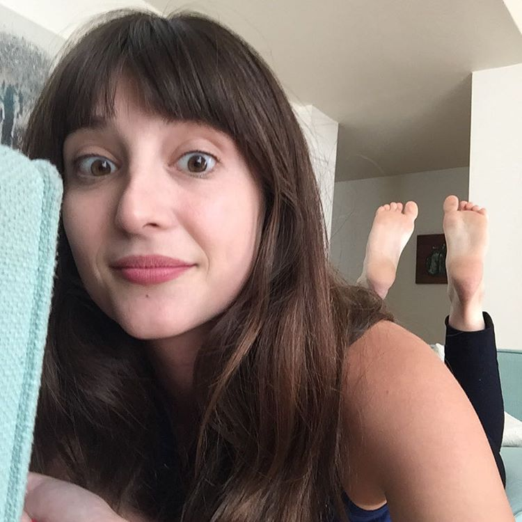 Allison Raskin Feet
