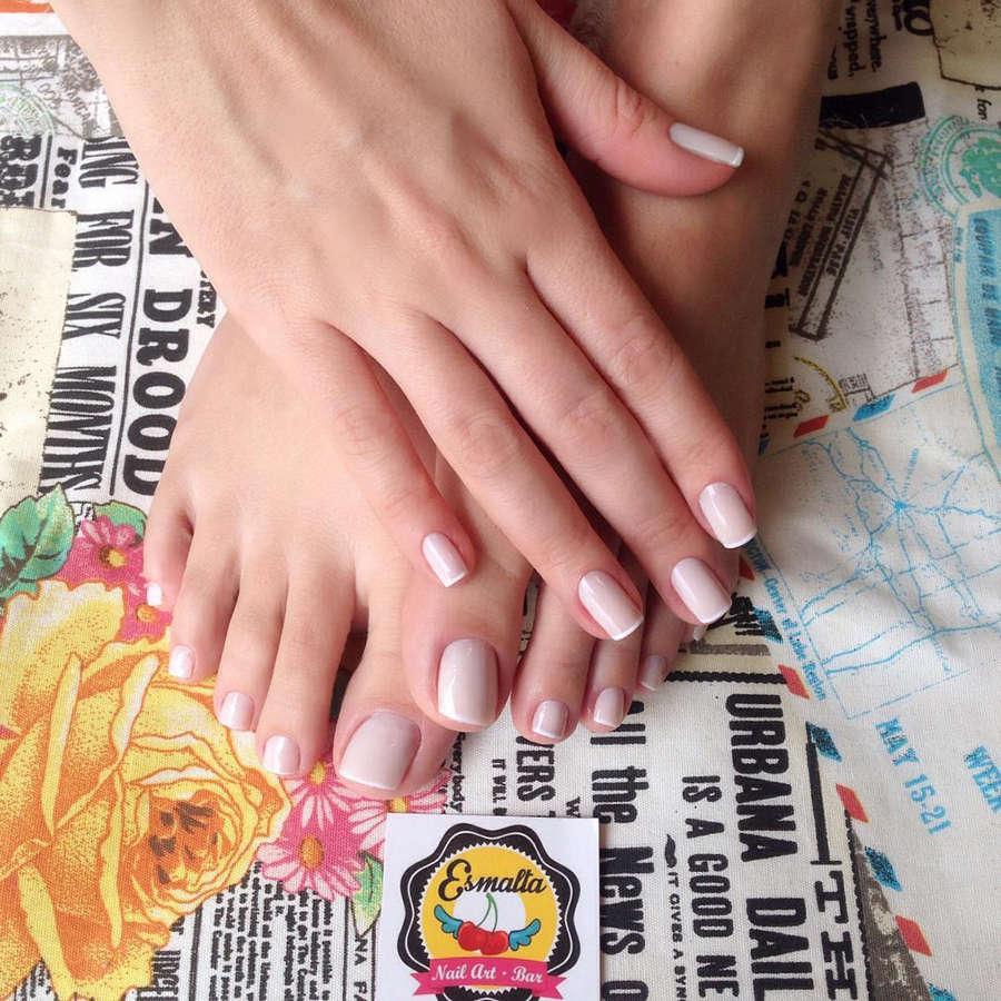Lari Venancio Feet