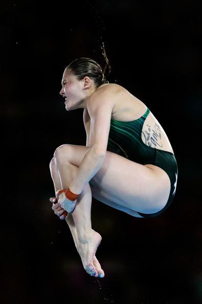 Melissa Wu Feet