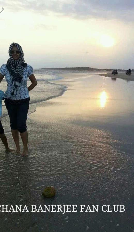 Rachana Banerjee Feet