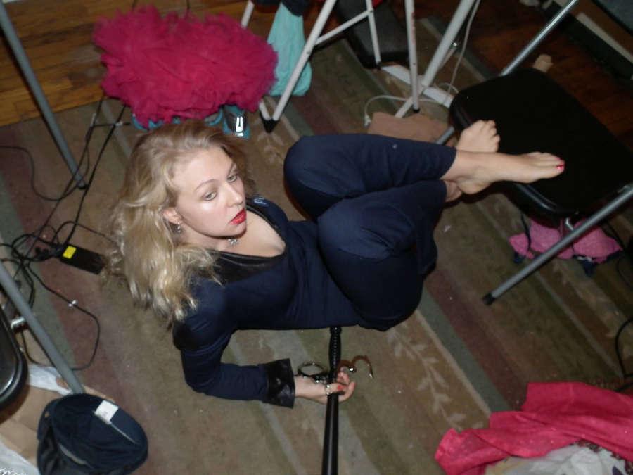 April Brucker Feet