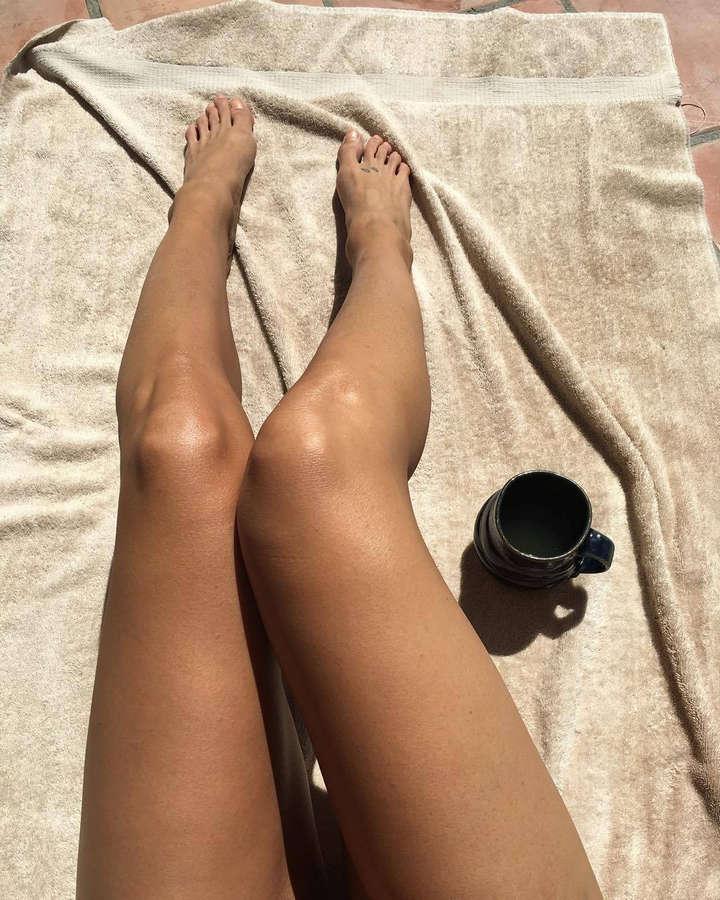 Rachel Pringle Feet