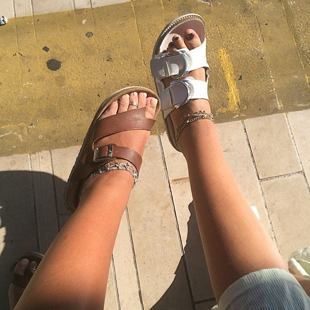 Ana Marta Ferreira Feet