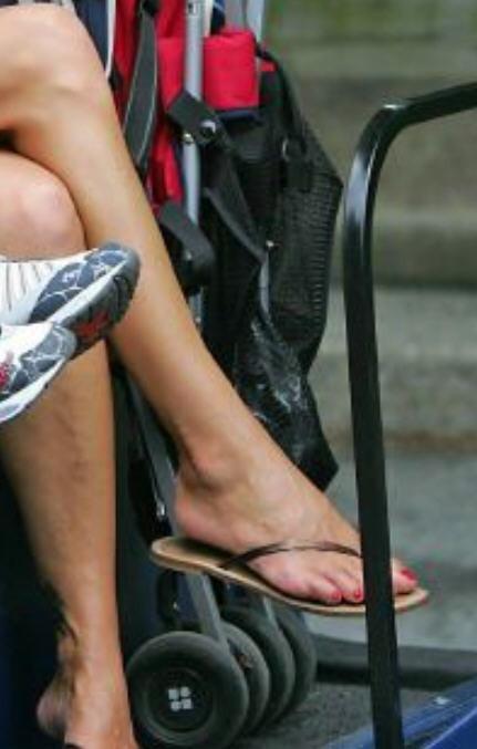 Kelly Ripa Feet