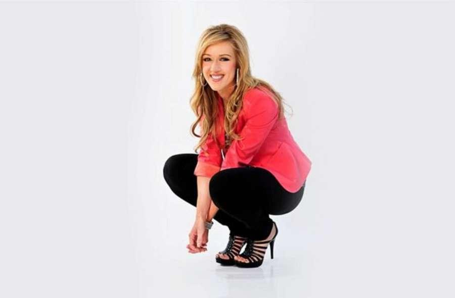 Megan Alexander Feet