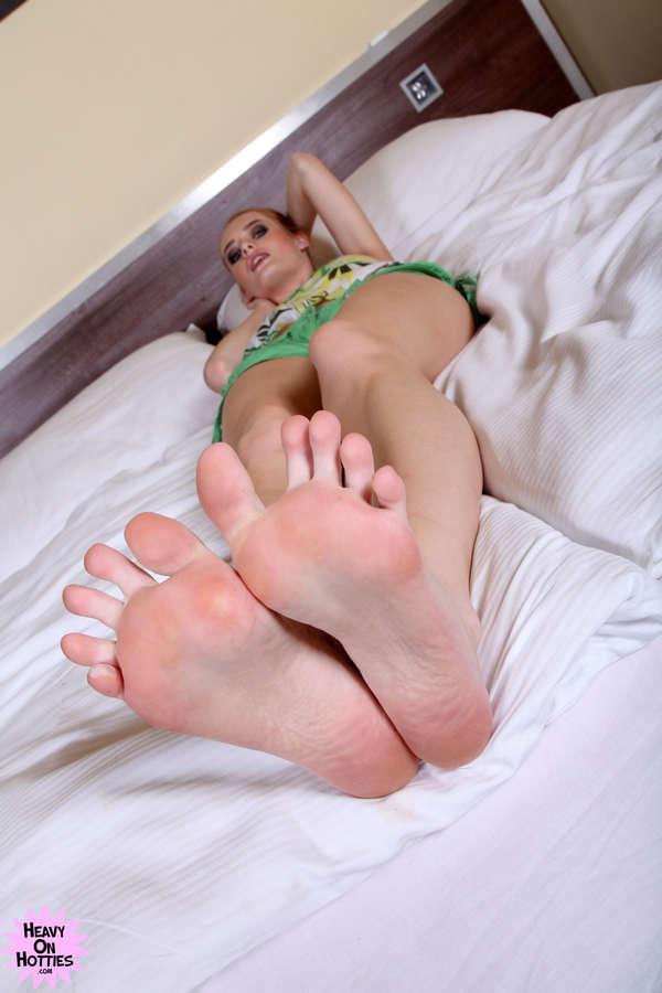 Denisa Heaven Feet