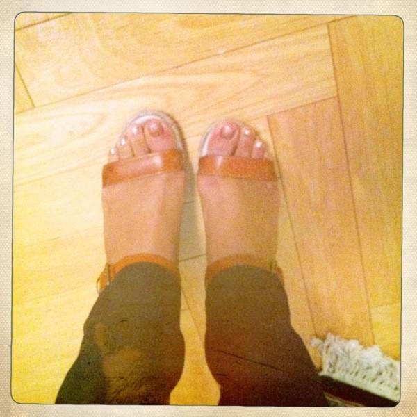 Monica Raymund Feet