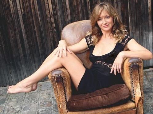 Julie Ferrier Feet
