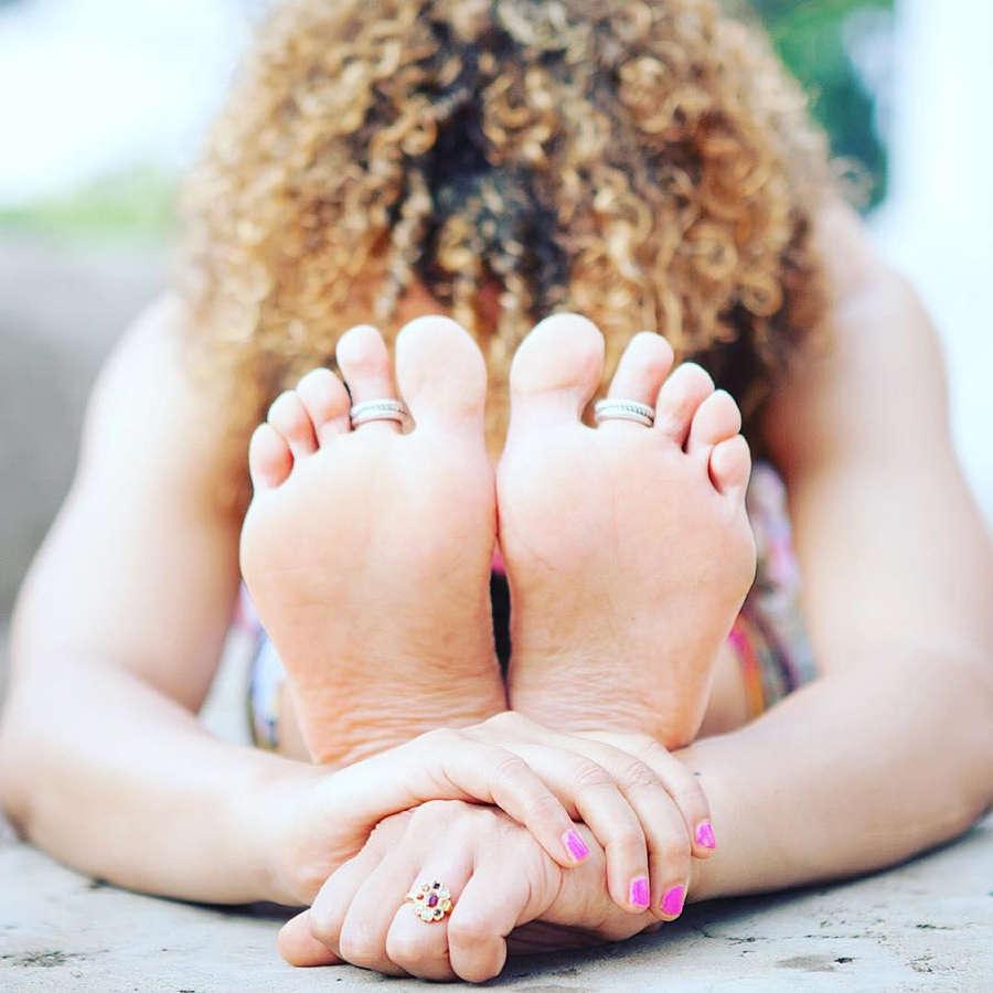 Laruga Glaser Feet