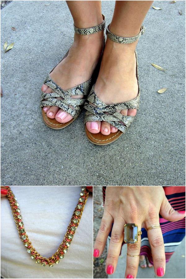 Dani Shapiro Feet