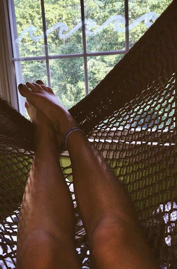 Katie Guevara Feet