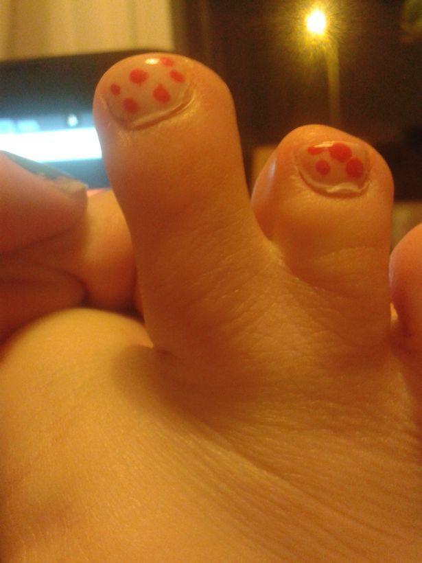 Alice Cachia Feet