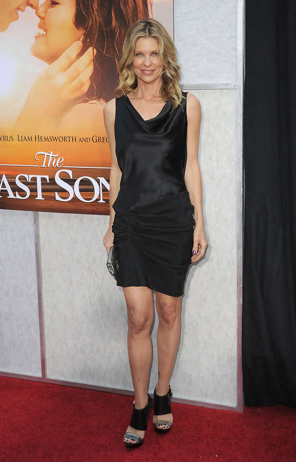 Kate Vernon Feet