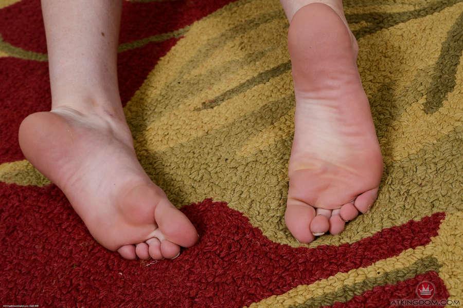 Shyla Ryder Feet