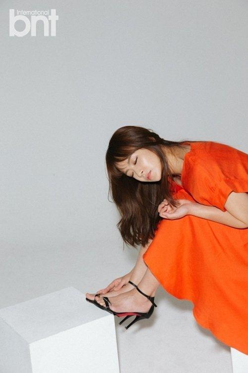 Eun Ji Jo Feet
