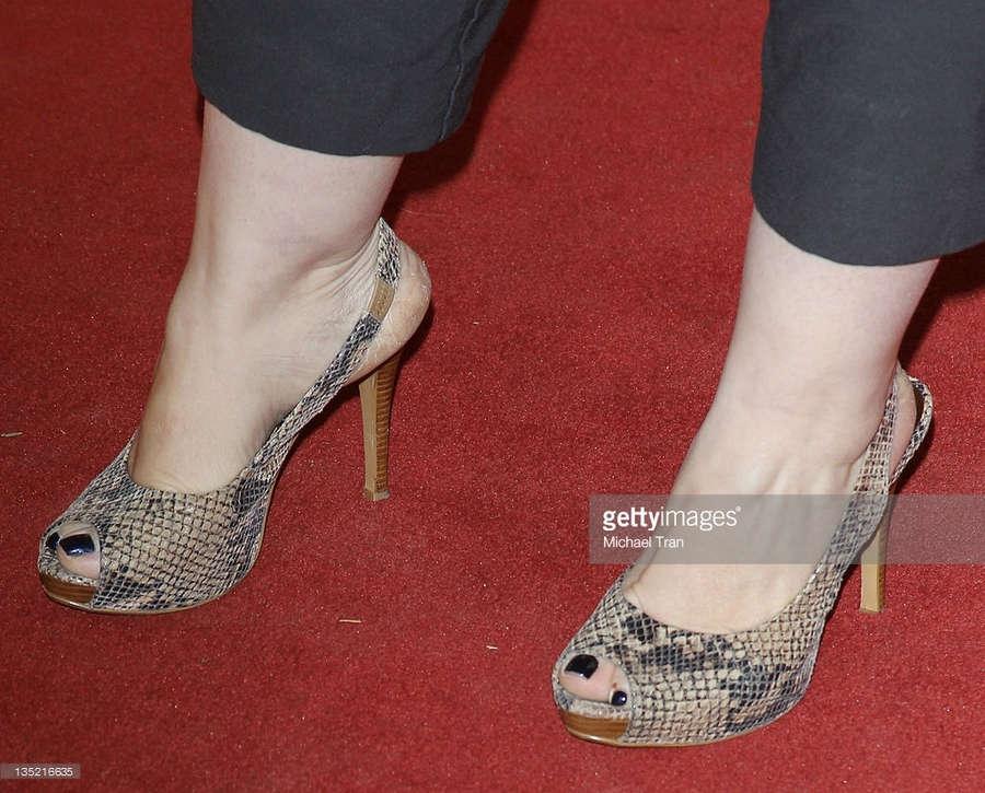 Melissa McCarthy Feet