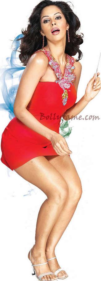 Mallika Sherawat Feet