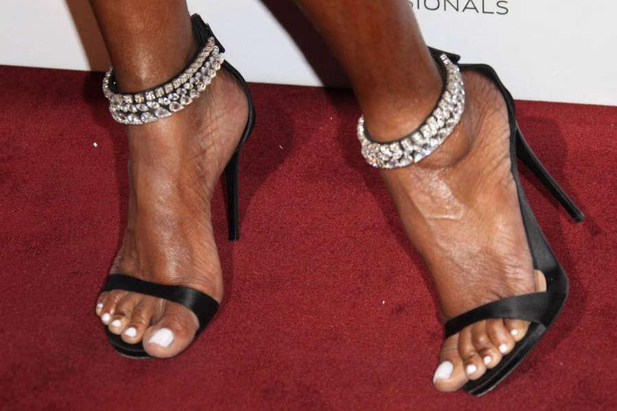 NeNe Leakes Feet