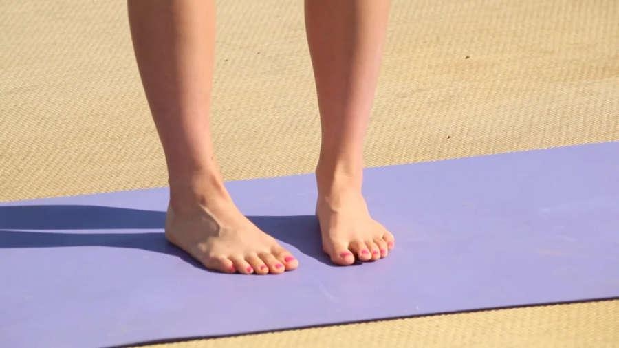 Cassey Ho Feet