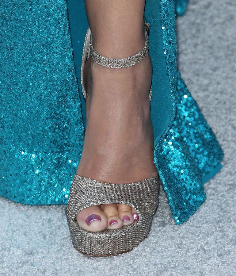 Hilary Roberts Feet