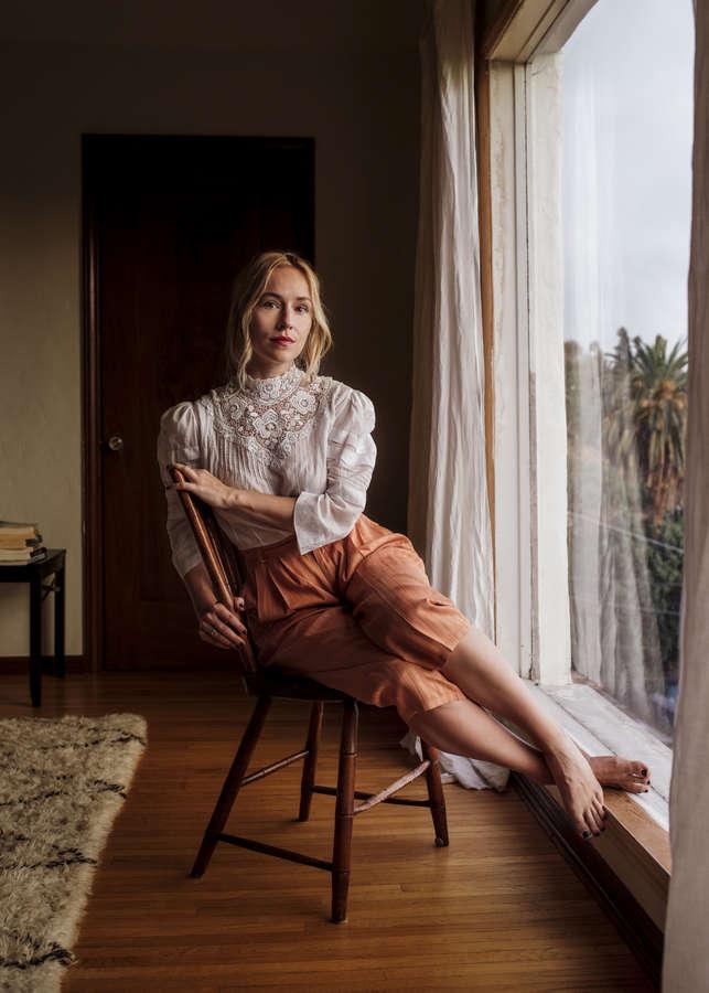 Sarah Goldberg Feet