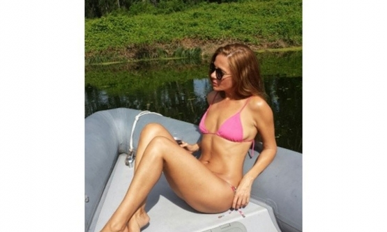 Danijela Vranjes Feet