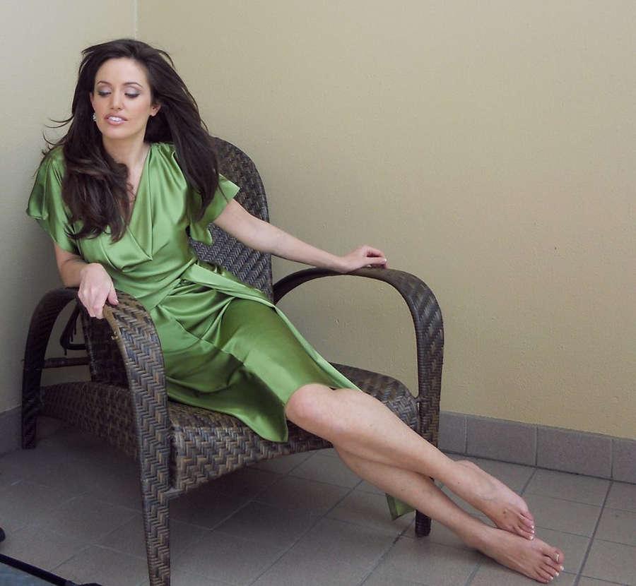 Lina Sands Feet