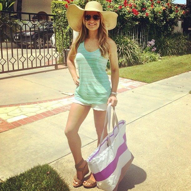 Jenn Brown Feet
