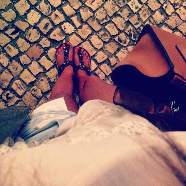Dania Neto Feet