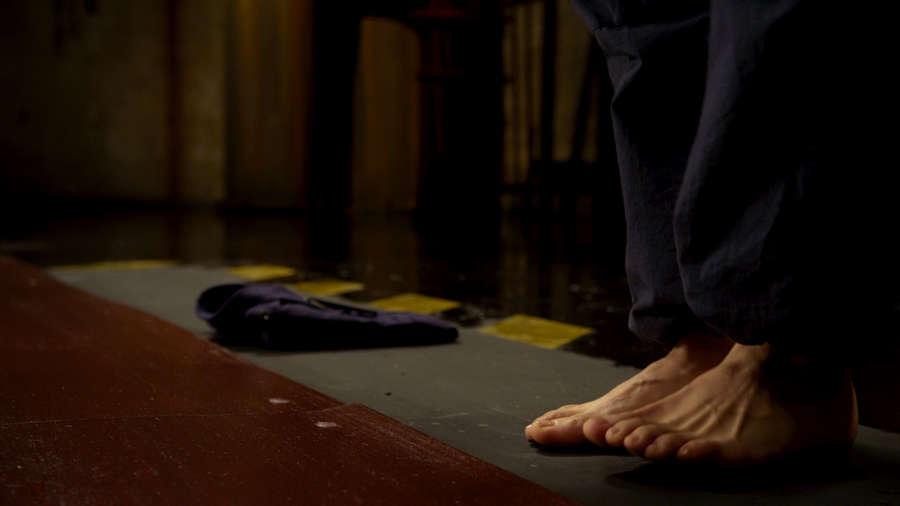 Rinko Kikuchi Feet