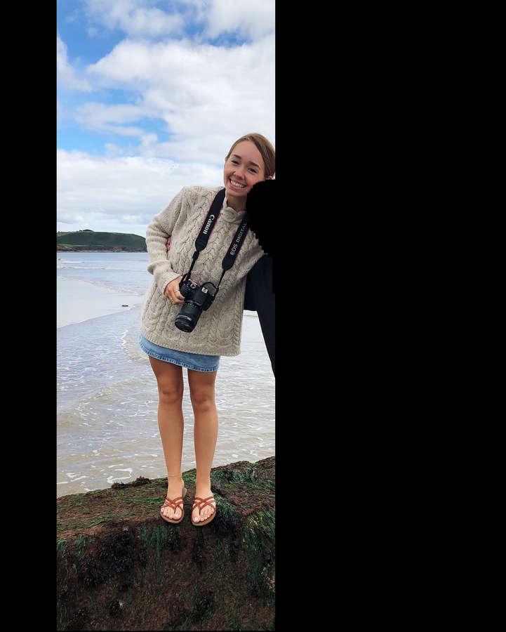 Holly Taylor Feet