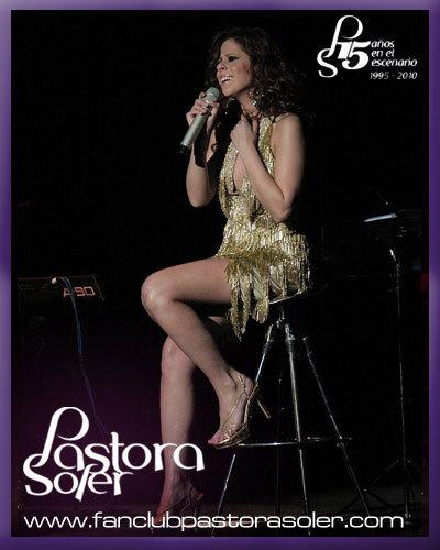 Pastora Soler Feet