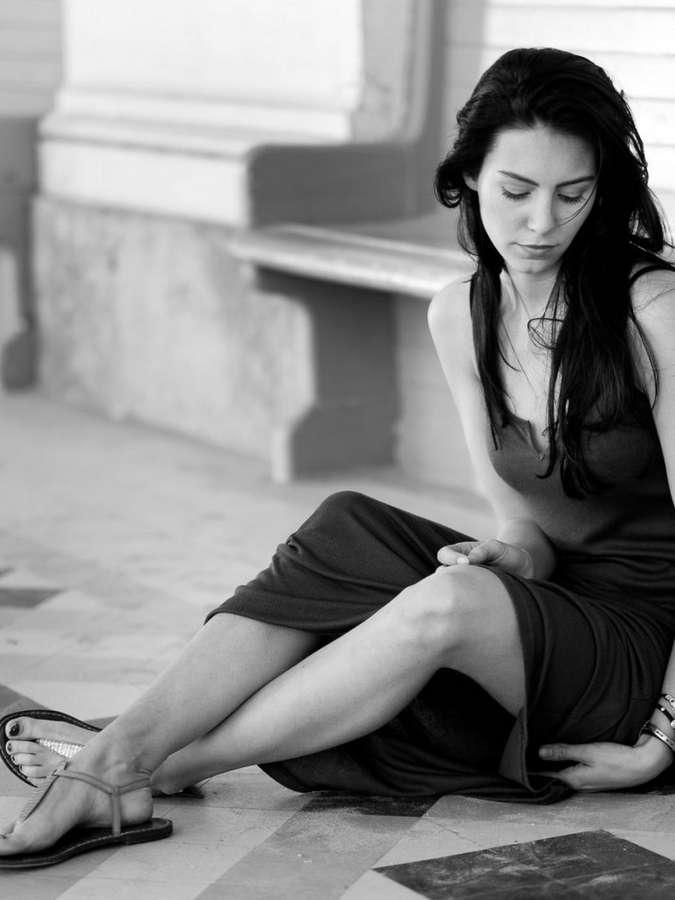 Alicia Endemann Feet