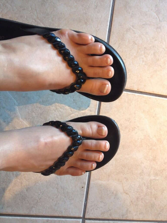 Ashley Stone Feet