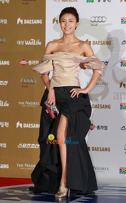 Ji Won Ha Feet