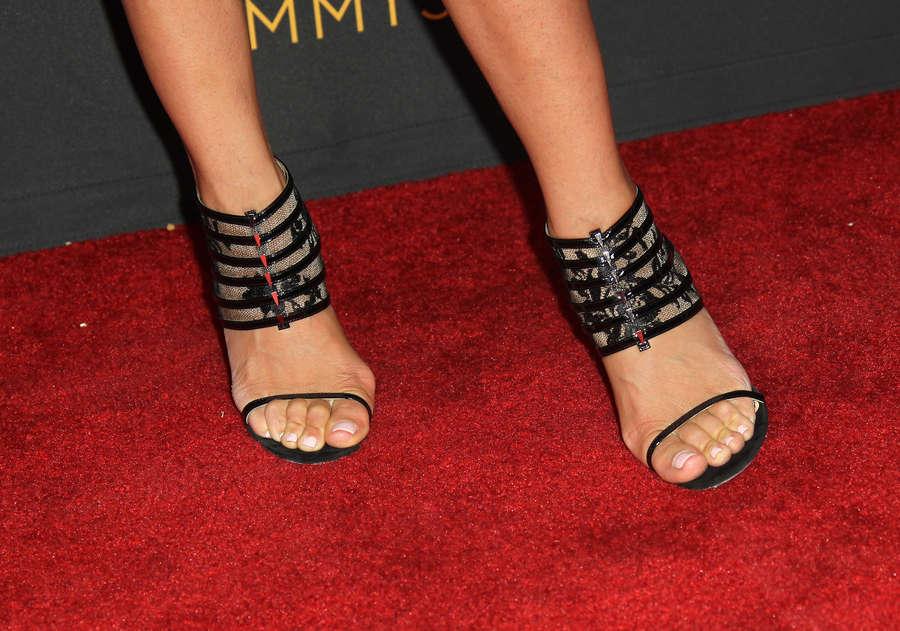 Nadia Bjorlin Feet