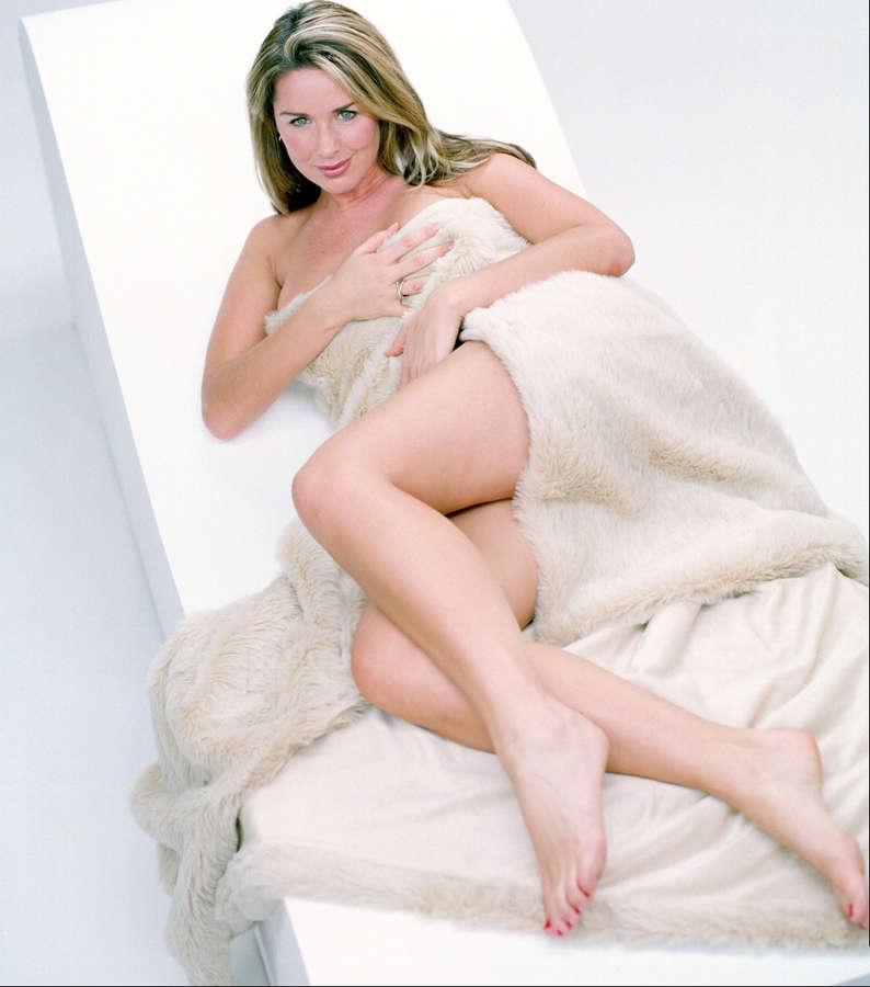 Claire Sweeney Feet
