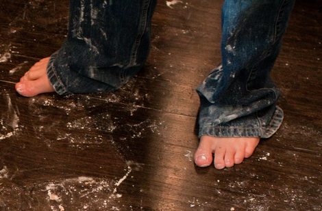 Paige King Feet