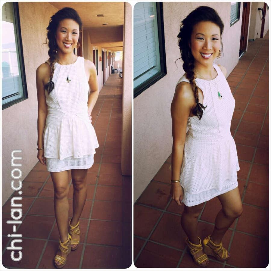 Chi Lan Lieu Feet