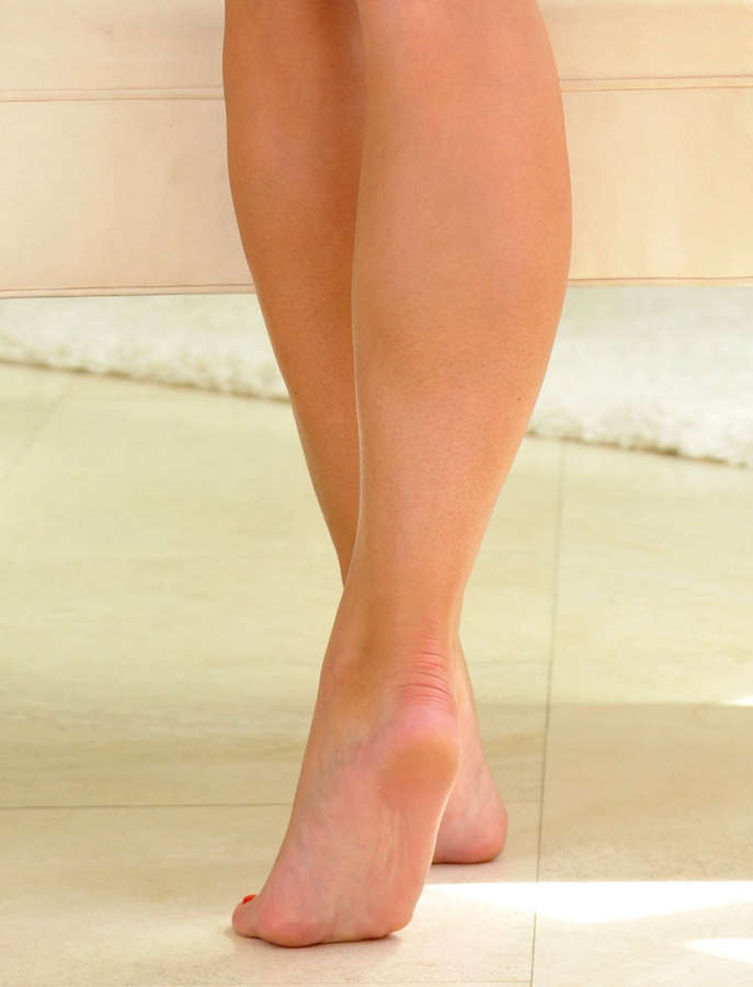 Amirah Adara Feet