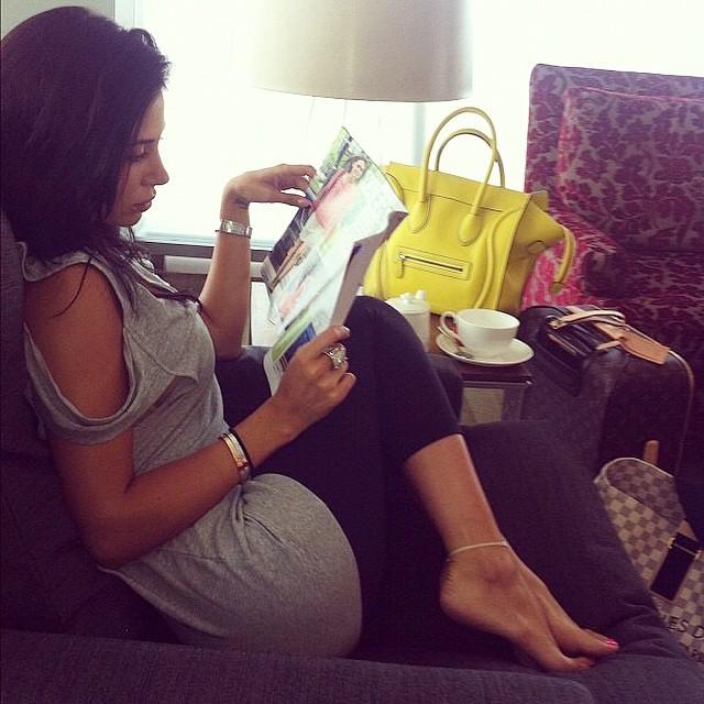 Jennifer Stano Feet