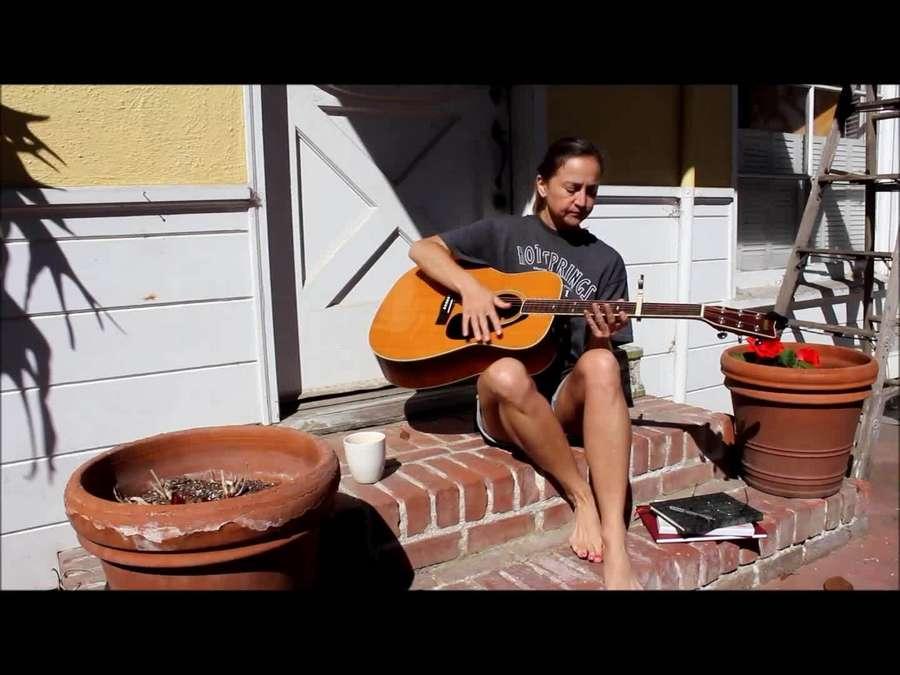 Janean Christine Mariani Feet