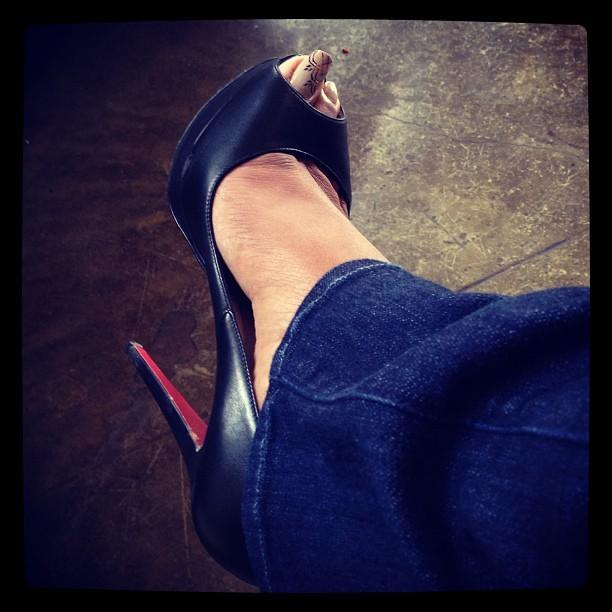 Darla Deleon Feet