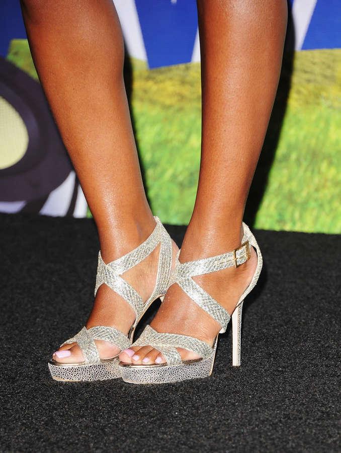 Nia Long Feet